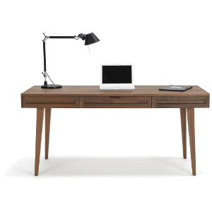 Front Image of a Work Desk